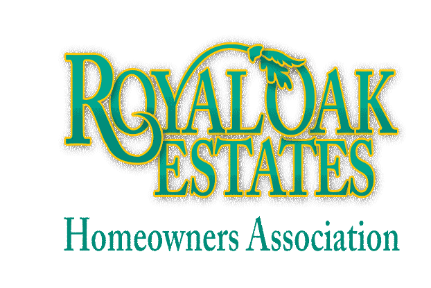 Royal Oak Estates Calgary Masthead